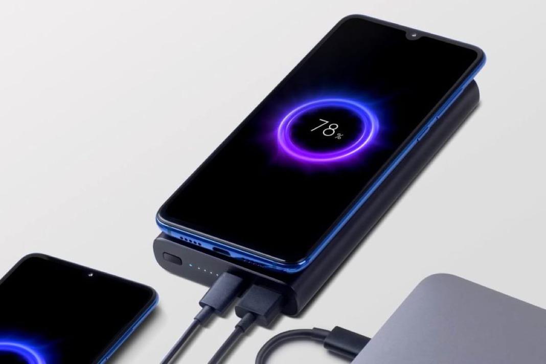 Xiaomi Wireless Powerbank Youth Edition – портативный аккумулятор с беспроводной зарядкой