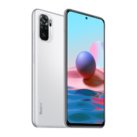Xiaomi Redmi Note 10 4/128GB White/Белый Global Version